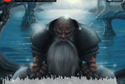 Mattias Holmgren - The Witcher Bewitched